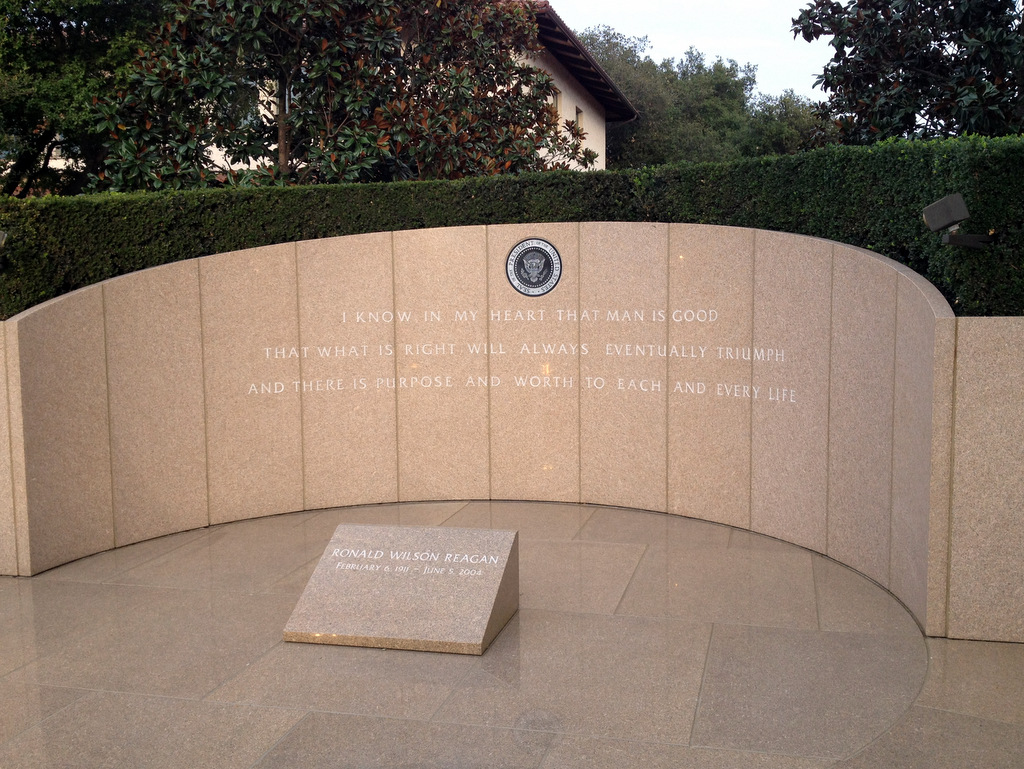 ronald-reagan-grave