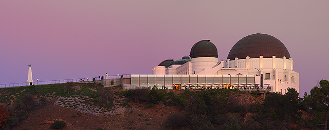 the-griffith-observatory-sunset-photo